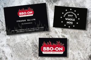 Klant: BBQ-ON